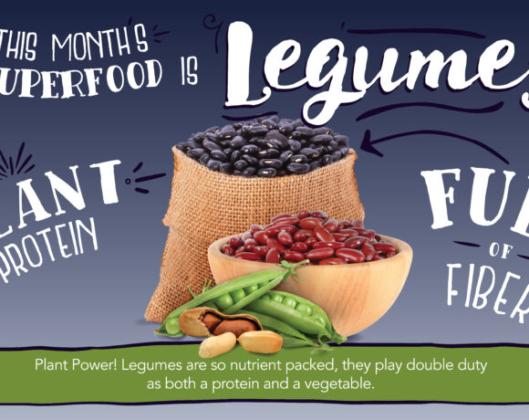 superfood legumes