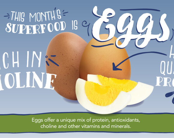 superfood eggs