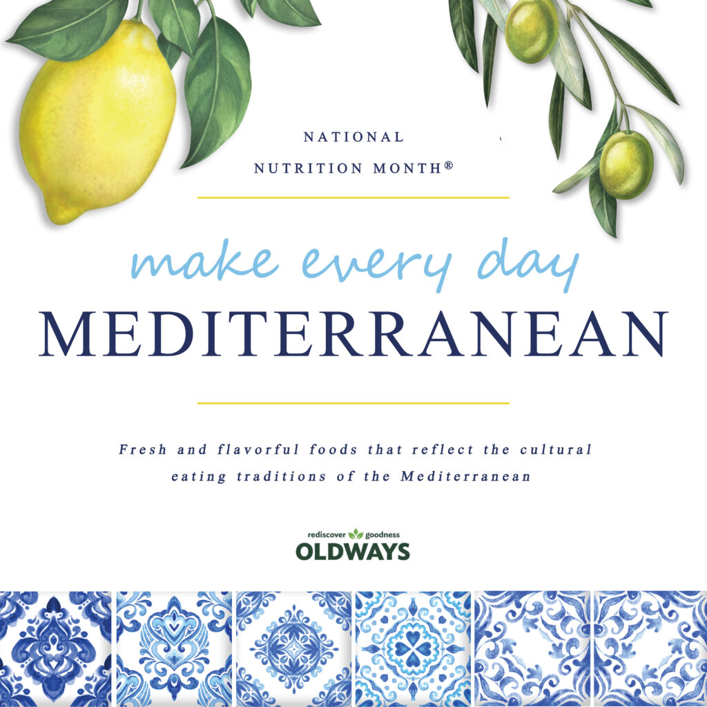 make every day mediterranean