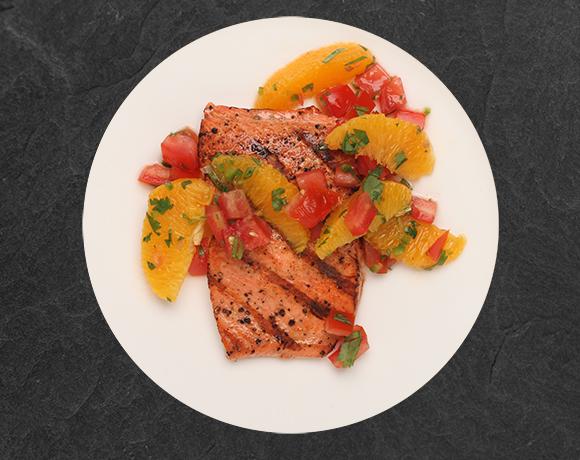 salmon citrus salsa