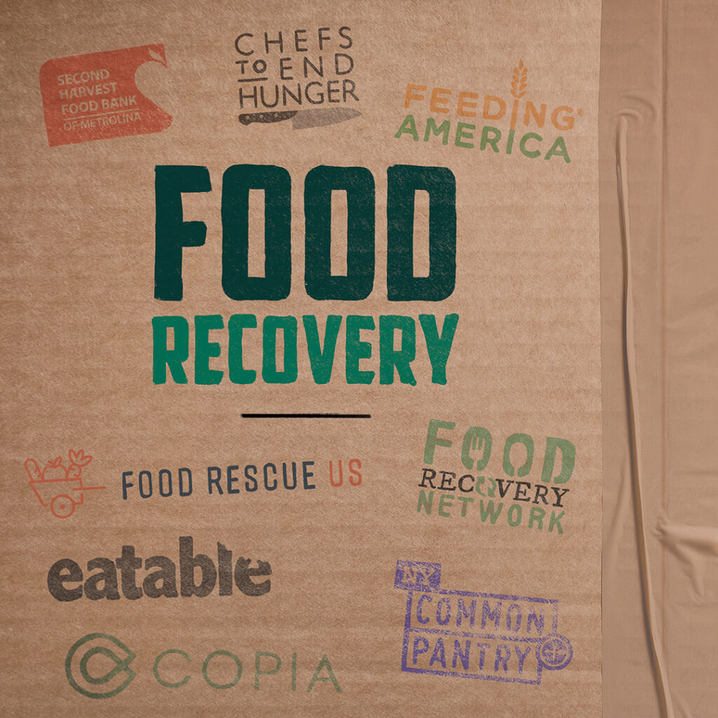 Food Recovery square