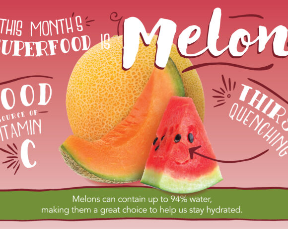 superfood melon
