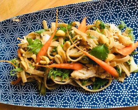Thai Peanut Noodle Salad_121589