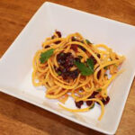 Butternut Squash Salad with Fresh Cranberries